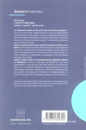 L'Europe du médicament ; politique - expertise - intérêts privés - 4ème de couverture - Format classique