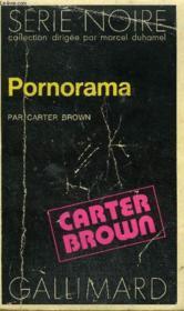 Collection : Serie Noire N° 1597 Pornorama - Couverture - Format classique