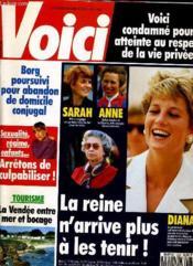 Voici N°239 - La Reine N'Arrive Plus A Les Tenir - Diana - La Vendee Entre Mer Et Bocage... - Couverture - Format classique