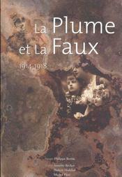 La Plume Et La Faux - Intérieur - Format classique