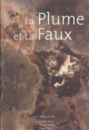 La Plume Et La Faux - Couverture - Format classique