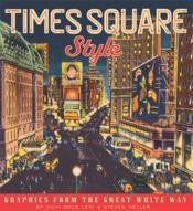 Times square style - Couverture - Format classique
