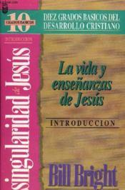 La Singularidad De Jesus : Introduccion - Couverture - Format classique