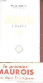 Journal Etat Unis - 1946 - Couverture - Format classique