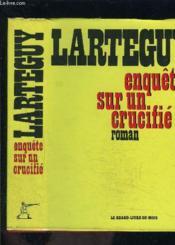 Enquete Sur Un Crucifie - Couverture - Format classique