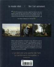 Corot ; sensible et poétique - 4ème de couverture - Format classique
