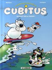 Les nouvelles aventures de Cubitus T.3 ; en haut de la vague ! - Intérieur - Format classique