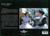 Saint remy de provence - 4ème de couverture - Format classique