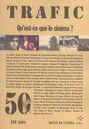 Revue Trafic N.50 - Intérieur - Format classique