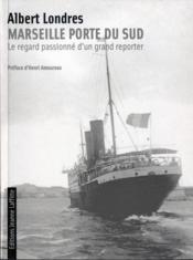 Marseille Porte Du Sud - Ne - Couverture - Format classique