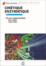 Cinétique enzymatique - Couverture - Format classique