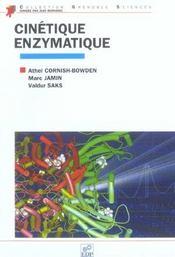 Cinétique enzymatique - Intérieur - Format classique