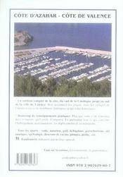 Espagne méditerranéenne i valence castellon - 4ème de couverture - Format classique