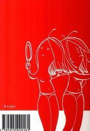 Moi je et caetera - 4ème de couverture - Format classique