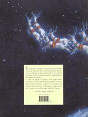Nuit magique de noel (la) - 4ème de couverture - Format classique