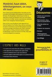 Internet pour les nuls (11e édition) - 4ème de couverture - Format classique