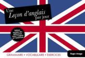 telecharger Une lecon d'anglais par jour (edition 2013) livre PDF/ePUB en ligne gratuit