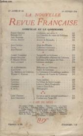 Collection La Nouvelle Revue Francaise N° 245. Gobineau Et Le Gobinisme. - Couverture - Format classique