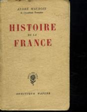 Histoire De La France. - Couverture - Format classique
