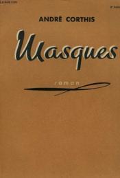 Masques. - Couverture - Format classique