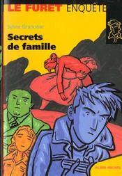 Secrets De Famille - Intérieur - Format classique
