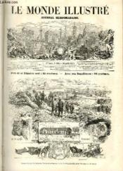 LE MONDE ILLUSTRE N°120 Domaine impérial de Fouilleuse - Couverture - Format classique