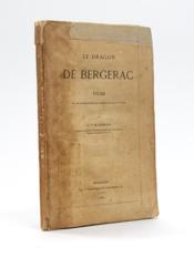 Le Dragon de Bergerac. Etude sur une question historique relative à la vie de S. Front [ Edition originale ] - Couverture - Format classique