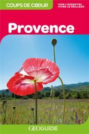 GEOguide coups de coeur ; Provence (édition 2020) - Couverture - Format classique