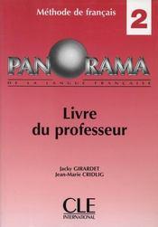 Panorama 2 professeur 2004 (édition 2004) - Intérieur - Format classique