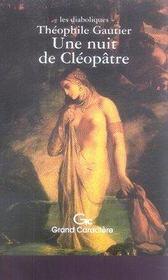 Une nuit de cléopâtre - Intérieur - Format classique