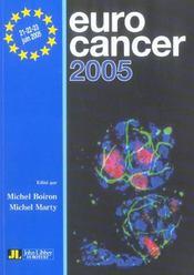 Eurocancer 2005 - Intérieur - Format classique