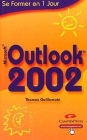 Outlook 2002 - Intérieur - Format classique