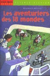 Les aventuriers des 18 mondes - Intérieur - Format classique
