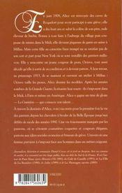 La Gantiere - 4ème de couverture - Format classique