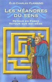 Meandres du sens (les) - Intérieur - Format classique