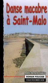 Danse Macabre A Saint Malo - Couverture - Format classique