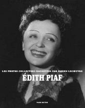 Edith Piaf - Intérieur - Format classique