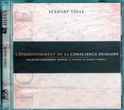 L'épanouissement de la conscience humaine (2 cd livre audio) - Couverture - Format classique