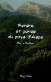 Forêts et gaves du pays d'Aspe - Couverture - Format classique