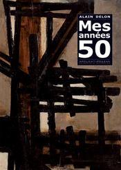 Alain delon ; mes années 50 - Intérieur - Format classique