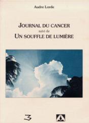 Journal du cancer - Couverture - Format classique