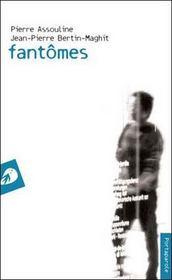 Fantomes - Couverture - Format classique
