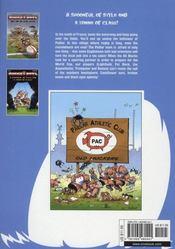 Rugger boys t.2 ; a spoonful of style and a tonne of class ! - 4ème de couverture - Format classique
