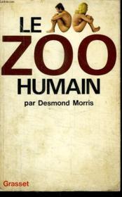 Le Zoo Humain. - Couverture - Format classique