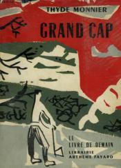 Grand Cap. Le Livre De Demain N° 58. - Couverture - Format classique
