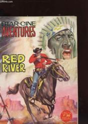 Star Cine Aventure - Red River - N°157 - Couverture - Format classique