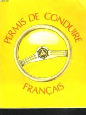 Permis De Conduire Francais - Couverture - Format classique