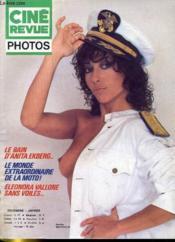 Cine Revue - Photo - Le Monde Extraordinaire De La Moto - Couverture - Format classique