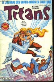 Titans N°55 - Couverture - Format classique
