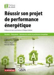 Réussir son projet d'efficacité énergétique - Couverture - Format classique